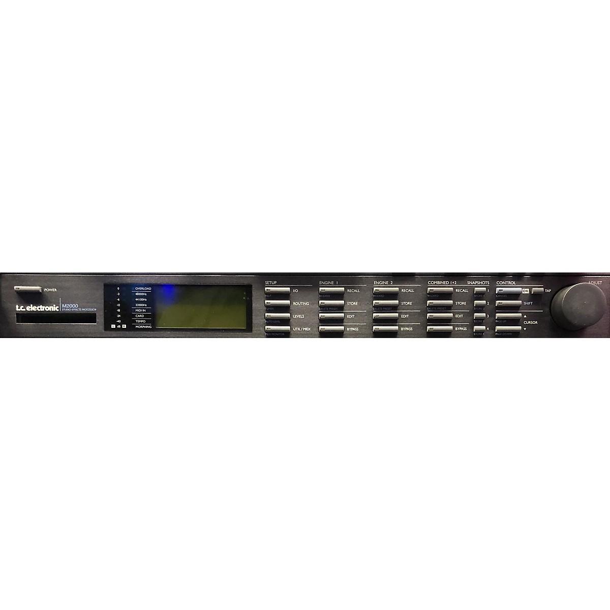 TC Electronic M2000 Multi Effects Processor