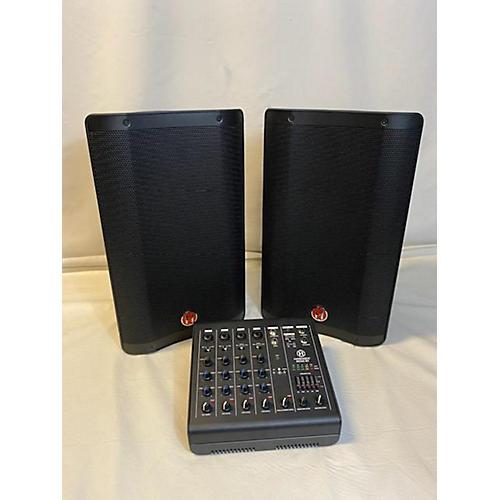 Harbinger M200BT Sound Package