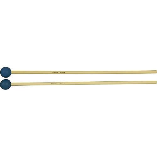 Musser M213 Medium Hard Blue Rubber Mallets