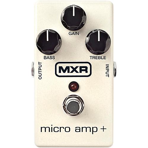 MXR M233 Micro Amp Plus Effects Pedal