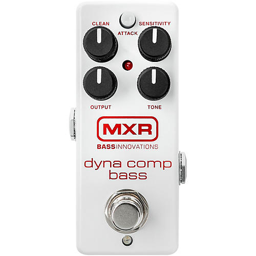 MXR M282 Bass Dyna Comp Mini Compressor Effects Pedal