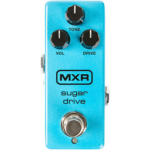 MXR M294 Sugar Drive Mini Effects Pedal