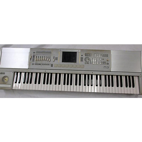 Korg M3 76 Key Keyboard Workstation