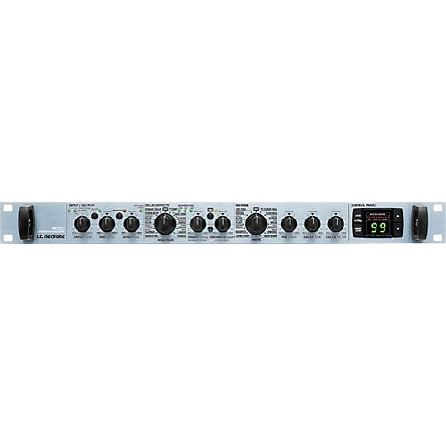 TC Electronic M350 Reverb and Effects Processor