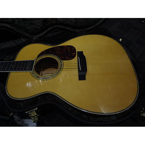 Martin M3M George Martin Studio Edition Acoustic Guitar