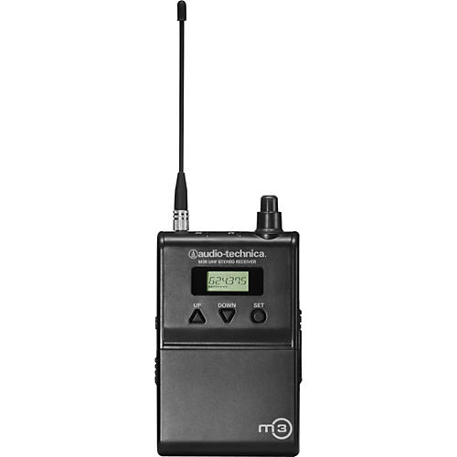 Audio-Technica M3RM Bodypack Receiver for M3M
