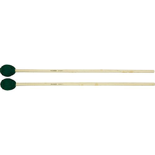 Musser M411 Soft Green Yarn Marimba Mallet