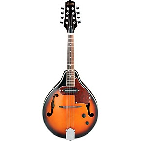 ibanez m510e a style acoustic electric mandolin ivory guitar center. Black Bedroom Furniture Sets. Home Design Ideas