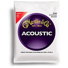 Martin M540 Phosphor Bronze Light Acoustic Guitar Strings
