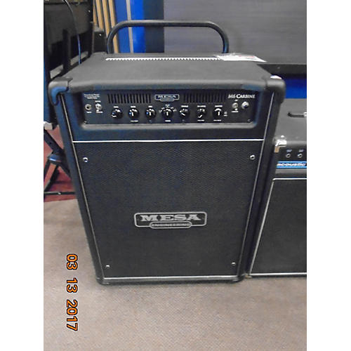 used mesa boogie m6 carbine 2x12 combo tube bass combo amp guitar center. Black Bedroom Furniture Sets. Home Design Ideas