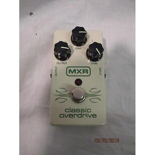 MXR M66 / CL1 Classic Overdrive Effect Pedal
