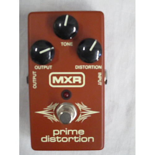 MXR M69 Prime Distortion Effect Pedal