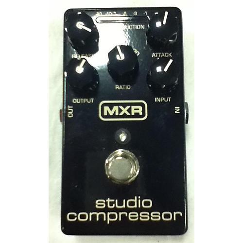 MXR M76 Studio Compressor Effect Pedal