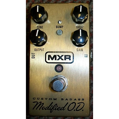 MXR M77 Custom Modified Badass Overdrive Effect Pedal