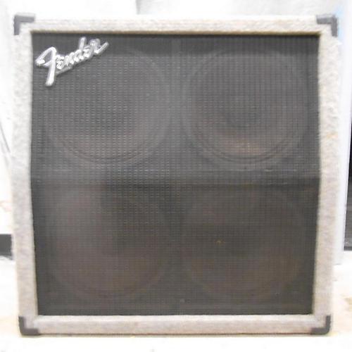 Fender M80 4x12 Cabinet Slant Guitar Cabinet