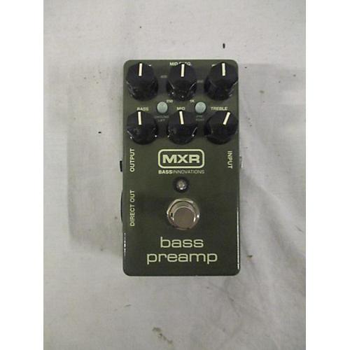 MXR M80 Bass Preamp Bass Effect Pedal