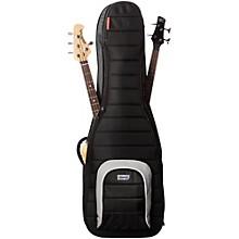 MONO M80 Dual (Double) Bass Guitar Case Level 1 Jet Black