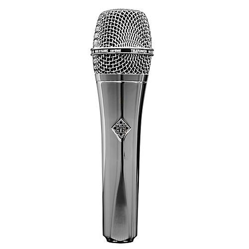 telefunken m80 dynamic microphone chrome guitar center. Black Bedroom Furniture Sets. Home Design Ideas