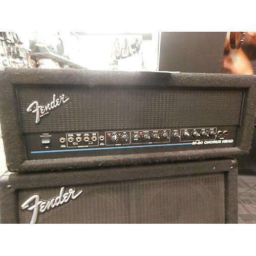 used fender m80 ultra chorus tube guitar amp head guitar center. Black Bedroom Furniture Sets. Home Design Ideas