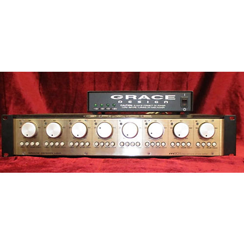 Grace Design M801 8CH Microphone Preamp