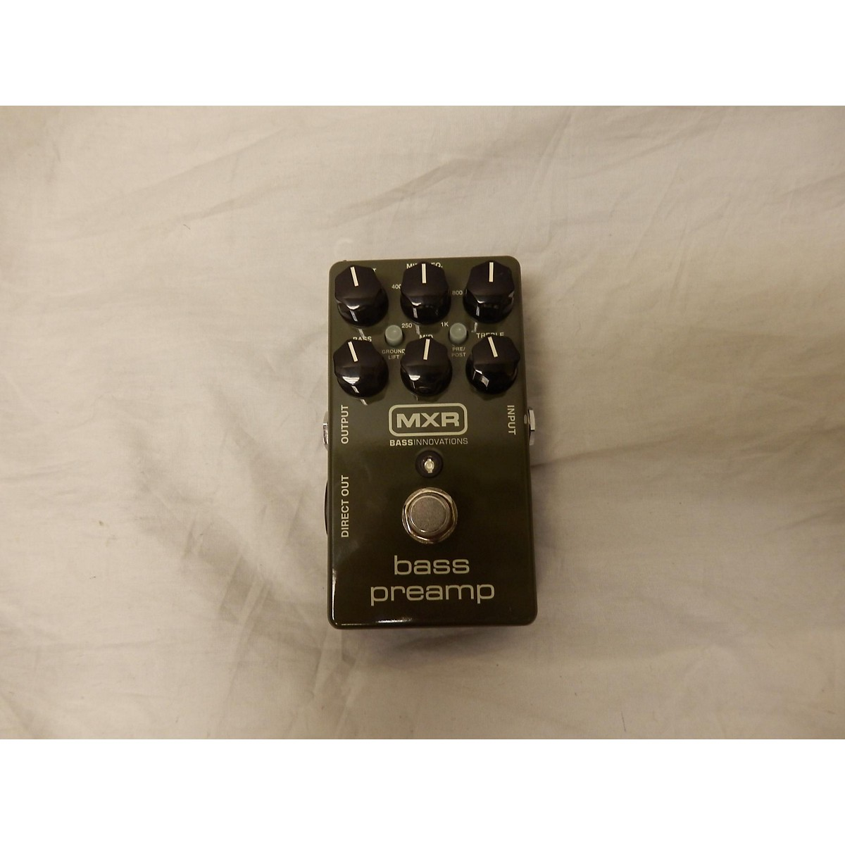 MXR M81 Bass Effect Pedal