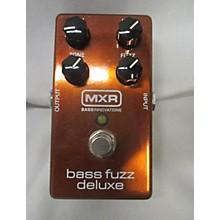 MXR M84 Deluxe Bass Fuzz Effect Pedal