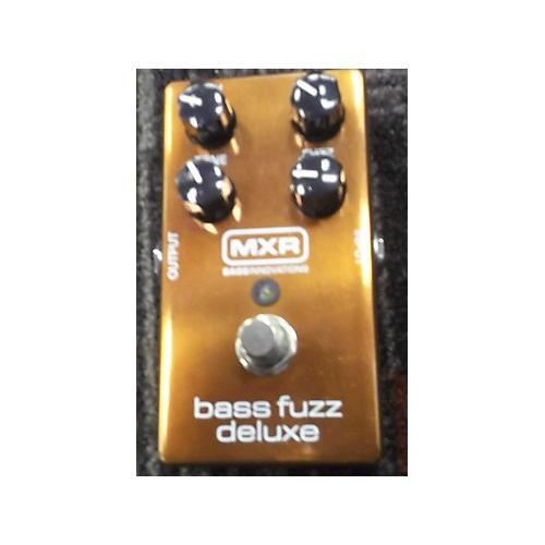 MXR M84 Deluxe Bass Fuzz