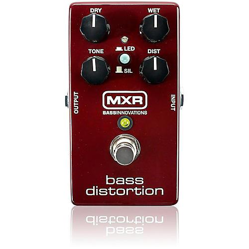 MXR M85 Bass Distortion Effects Pedal