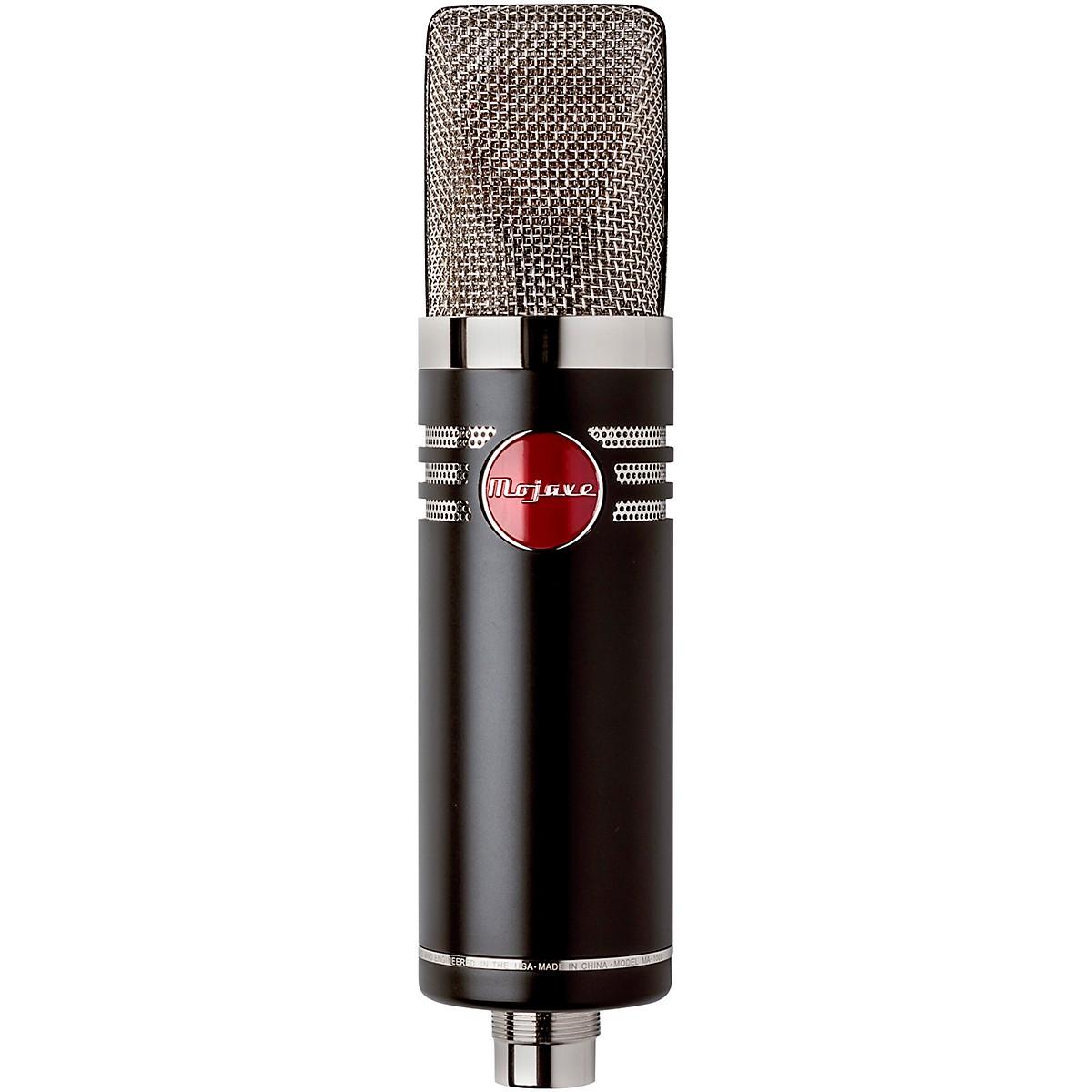 Mojave Audio MA-1000 Large Diaphragm Tube Condenser Microphone