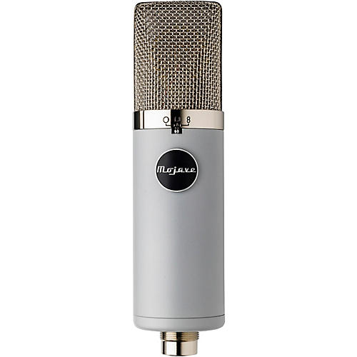 Mojave Audio MA-301fetVG Large-Diaphragm Multipattern Condenser Microphone - Vintage Gray