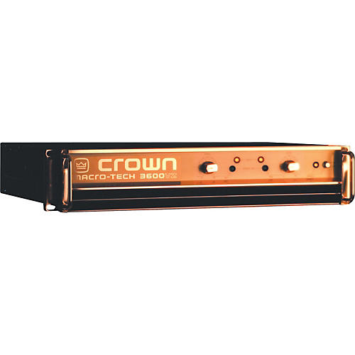 Crown MA-3600VZ AE Macro-Tech Anniversary Power Amp