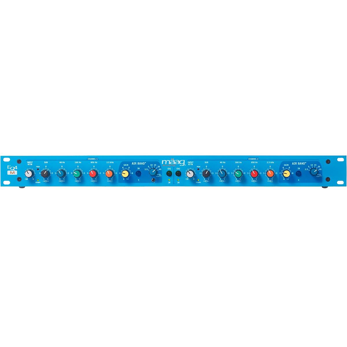 Maag Audio MAAG EQ4M 6 Band Dual Channel Mastering EQ