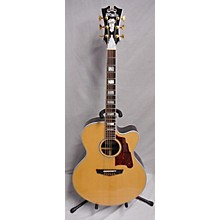 D'Angelico MADISON EXCEL Acoustic Electric Guitar