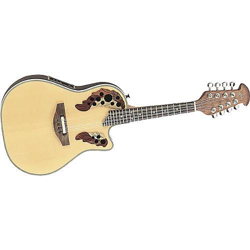 Applause MAE148 Roundback Acoustic/Electric Mandolin
