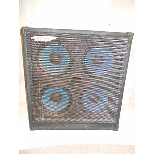 Ashdown MAG410T 4x10 Deep Bass Cabinet