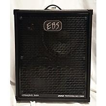 EBS MAGNI 500 Tube Bass Combo Amp