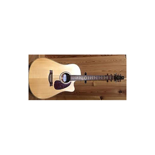 Seagull MARITIME SWS CW SG QI Acoustic Electric Guitar