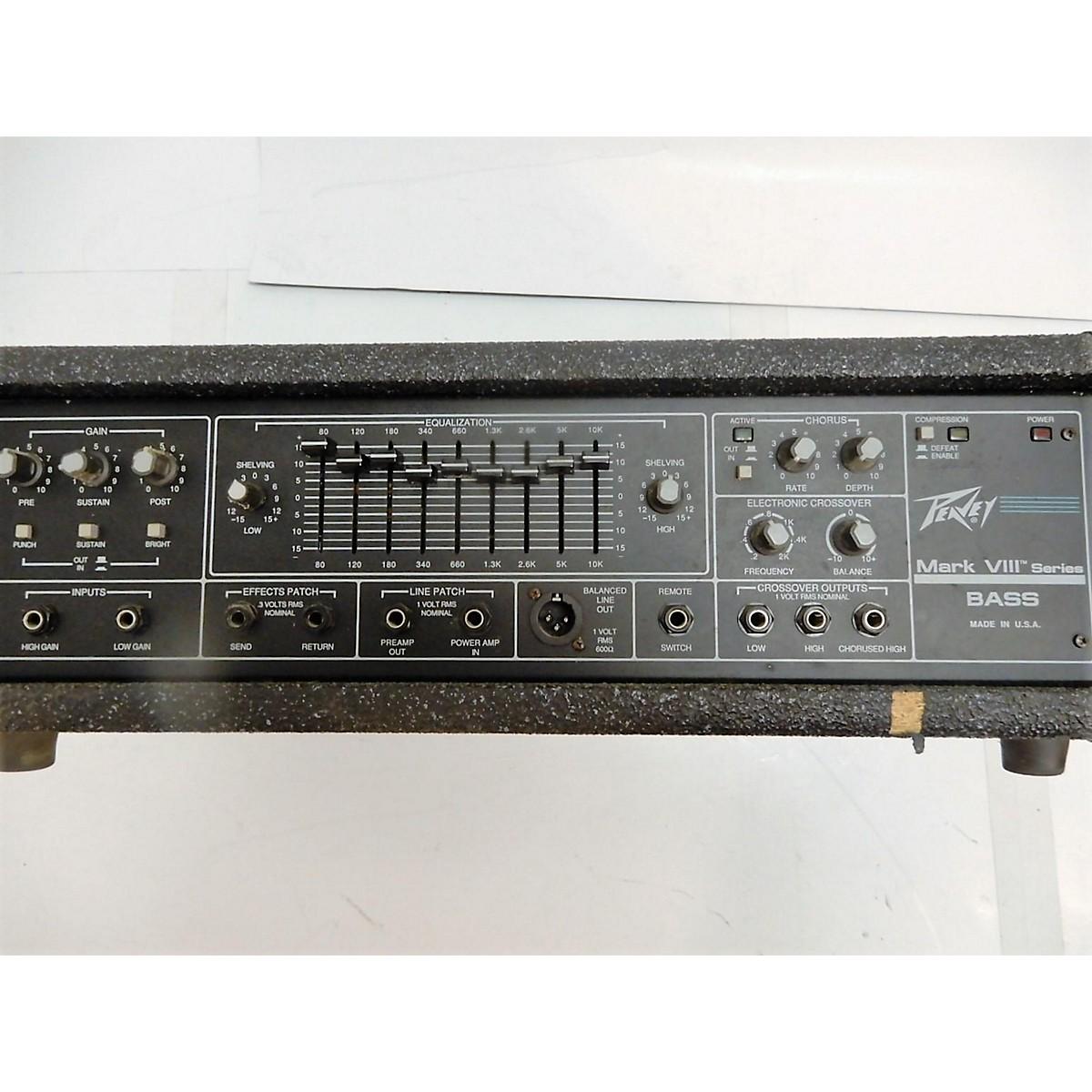 Peavey MARK 8 Bass Amp Head