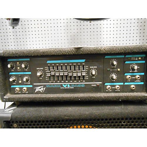 used peavey mark vi xp bass bass amp head guitar center. Black Bedroom Furniture Sets. Home Design Ideas
