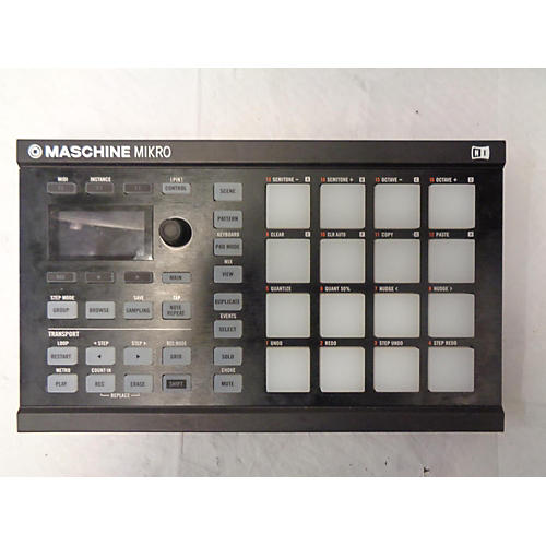 Native Instruments MASCHINE MIKRO MIDI Controller