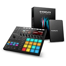 Native Instruments MASCHINE MK3 with KOMPLETE 11 ULTIMATE