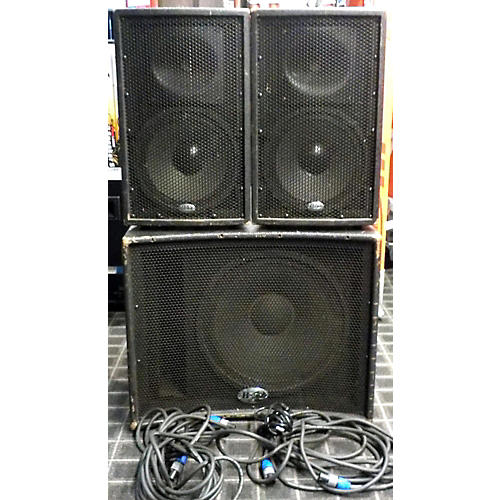 B-52 MATRIX 1000 V2 700 WATTS Powered Speaker