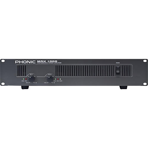 Phonic MAX 1000 Power Amplifier