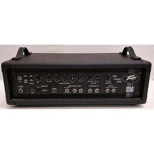 Peavey MAX 700 Tube Bass Amp Head