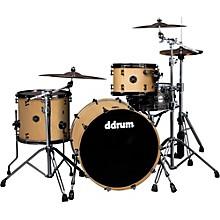 MAX Series 3-Piece Maple Alder Drum Set Satin Natural