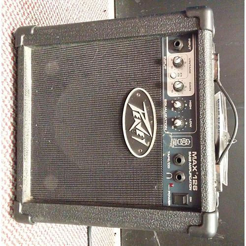 Peavey MAX126 Bass Combo Amp