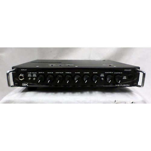 Gallien-Krueger MB Fusion 500W Bass Amp Head