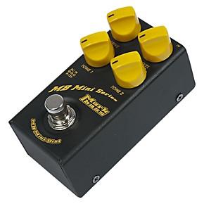markbass mb mini dist compact bass distortion effects pedal guitar center