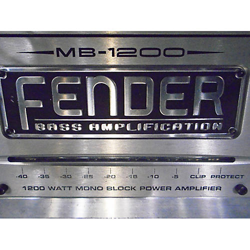 Fender MB1200 Bass Power Amp