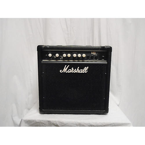used marshall mb15 bass combo amp guitar center. Black Bedroom Furniture Sets. Home Design Ideas